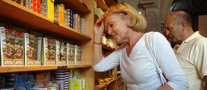 Магазин конфет Anis