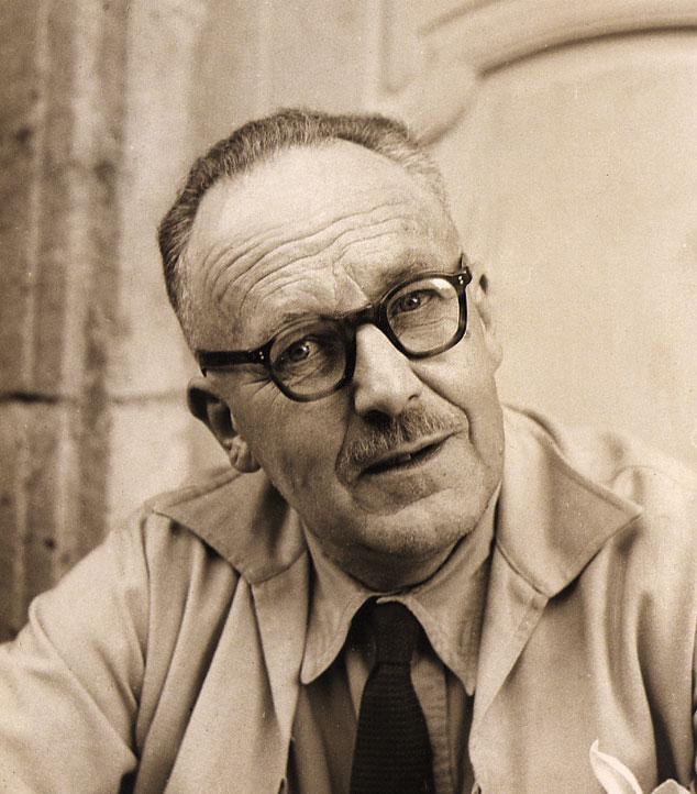 Жан Труба, производитель Anis de Flavigny с 1923 по 1965 год.