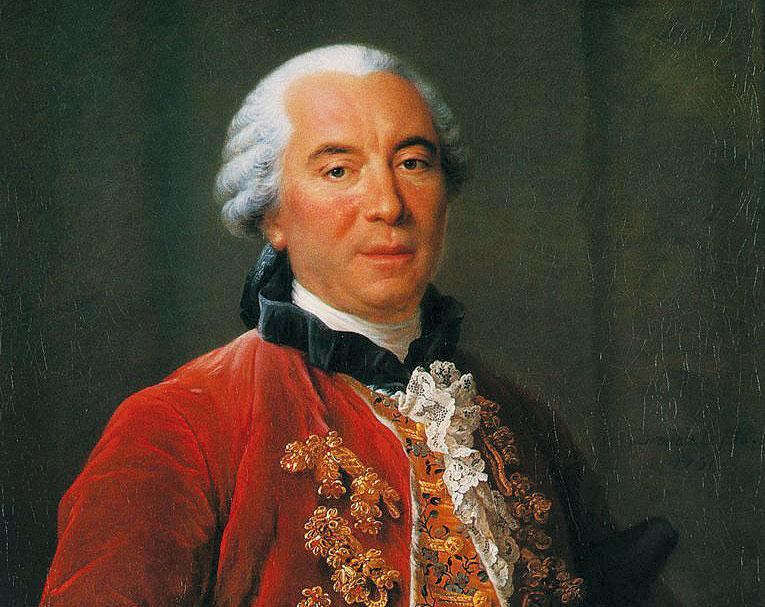 Жорж Бюффон (1707-1788) – натуралист, биолог, математик, писатель и академик.