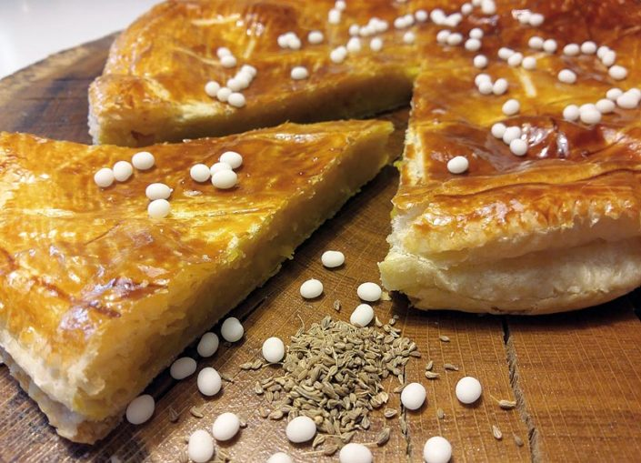 Galettes de Rois with Petits Anis